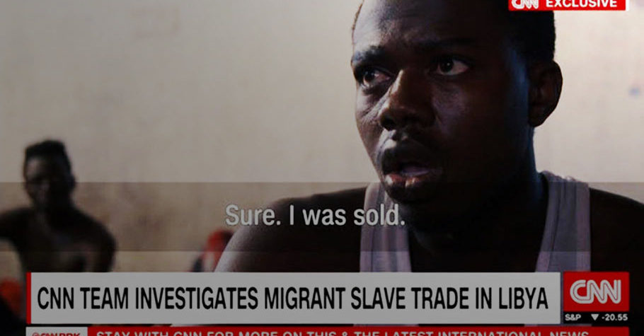 The Tipping Point? Slave auction video finally triggers action