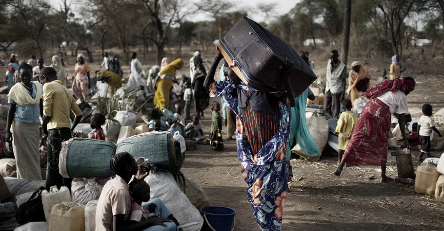 Out of Sight, Out of Mind: Why South Sudanese refugees are not joining flows to Europe