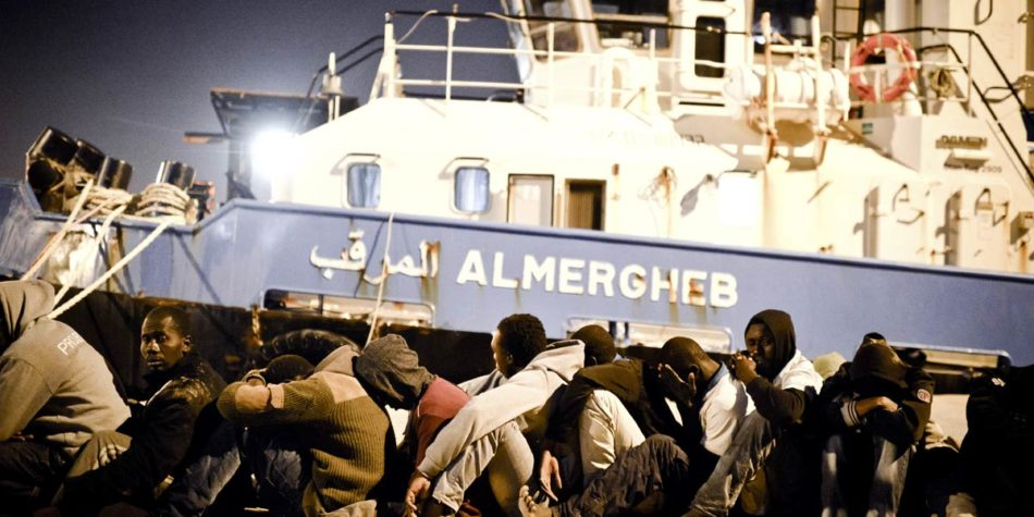 "The ""Shift"" to the Western Mediterranean Migration Route: Myth or Reality?"