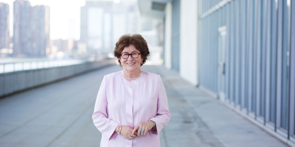 "MMC interviews Louise Arbour: <br>""Stick to the facts"""