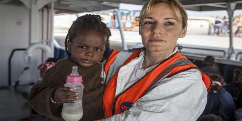 "MMC Interviews Regina Catrambone<br>""Keeping hope alive"""