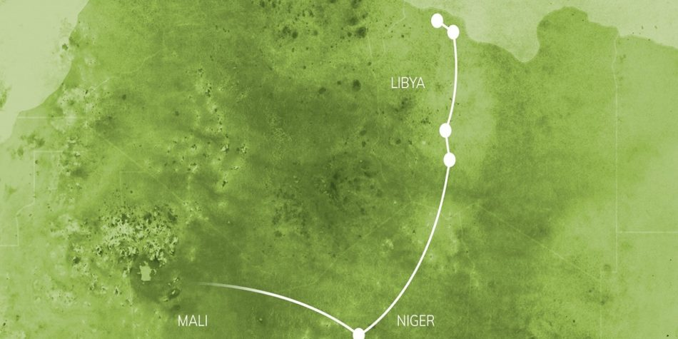 """Views from the ground – Amanata: <br>""""There were no opportunities in Mali."""""""
