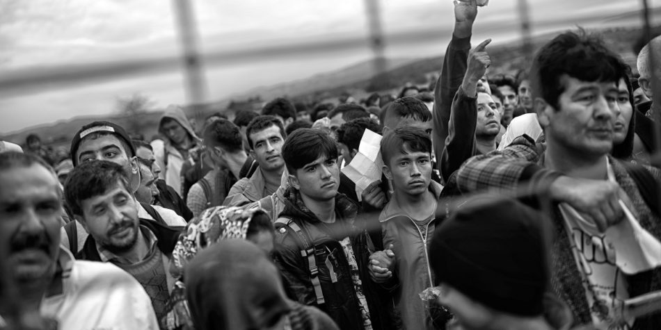 Op-Ed: Collateral damage? The high price to pay for halting mixed migration