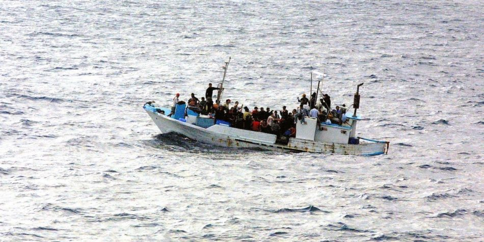 Mixed migration in an era of contested multilateralism