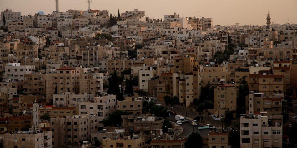 Somalis and Yemenis of mixed origin stranded and struggling in Jordan's capital