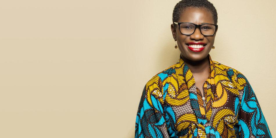 "MMC interviews Yvonne Aki-Sawyerr <br> ""Invest in people, not walls"""