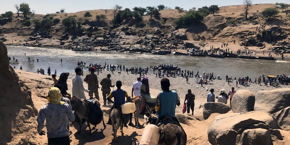 Mixed migration consequences of the Tigrayan crisis