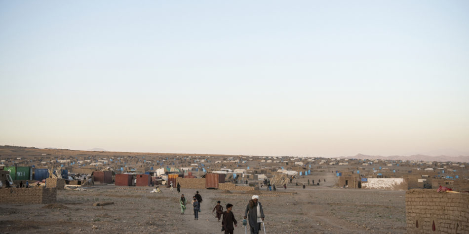 Afghanistan: when migration is the only lifeline available all efforts must be ensured to provide safe passage